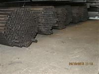 tubos de aço de 1.1/2, 2 e 4 polegadas - sem problemas com IBAMA!!