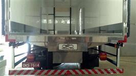 Implemento rodoviário para carga frigorífica, 10 anos de garantia,