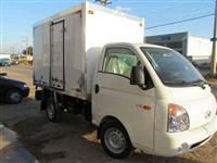 Implemento rodoviário para carga frigorífica