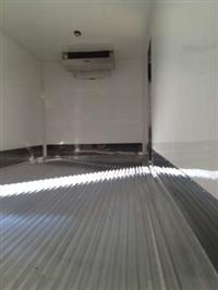 Implemento para veículo 3/4 8 palhetes 5 metros