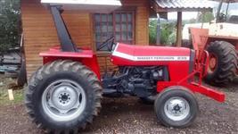 Trator Massey Ferguson 235 4x2 ano 90