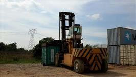 Empilhadeira Milan 04 containeres de Altura - 37 Ton
