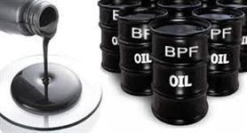Oleo residual BPF com umidade e impurezas para reprocessamento.