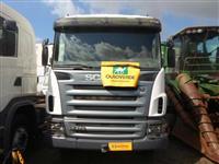 Caminhão  Scania G 470  ano 09