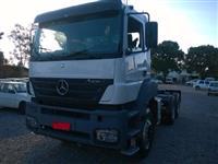 Caminhão  Mercedes Benz (MB) 3344 Cavalo  ano 10