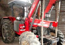Trator Massey Ferguson 275 - Excelente Estado - 4x4 ano 05