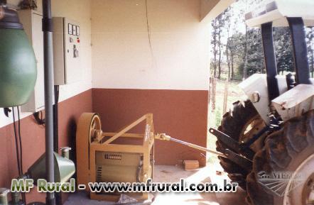 GERADOR AGRICOLA 15 KVA - GERADOR TOMADA DE FORCA 15 KVA