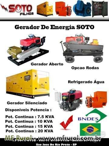 GRUPO GERADOR TOYAMA TG8000 PROMOCAO - PARTIDA ELETRICA 7.2 KVA