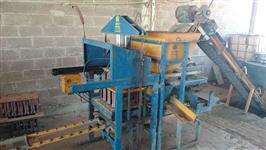 Fábrica de Blocos de cimento completa