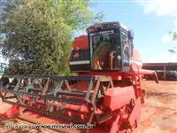 COLHEITADEIRA MF5650 ANO 89 REVISADA