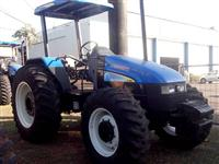 Trator Ford/New Holland TL 95 E  4x4 ano 09