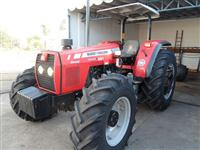Trator Massey Ferguson 291 4x4 ano 08