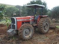 Trator Massey Ferguson 275 4x4 ano 97