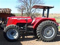 Trator Massey Ferguson 4283 Com Redutor  4x4 ano 11
