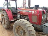 Trator Massey Ferguson 265 4x4 ano 09
