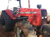Trator Massey Ferguson 650 Advanced 4x4 ano 07