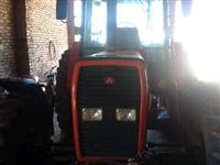 Trator Massey Ferguson 297 4x4 ano 07