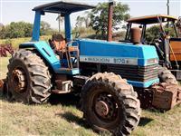 Trator Maxion 9170 4x4 (�nico Dono - Todo Original!)