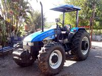 Trator Ford/New Holland TL 85 E Motor MWM  4x4 ano 12