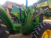 Trator John Deere 6110 D Com PCA 800 Tatu 4x4 ano 13
