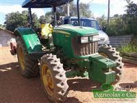 Trator John Deere 5065  4x4 ano 13