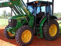 Trator John Deere 5090 E (Com PCA 562 JD)  4x4 ano 14