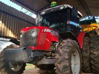 Trator Massey Ferguson 4291 (Apenas 800 Horas - Filipado!) 4x4 ano 14