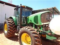 Trator John Deere 7515 (Cabinado - Câmbio Power Quad!) 4x4 ano 08