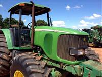 Trator John Deere 7515 4x4 ano 05