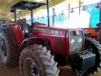 Trator Massey Ferguson 291 (Ótimo Estado!) 4x4 ano 07