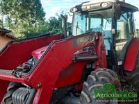Trator Massey Ferguson 4292 (Com PCA 800 Tatu - Excelente Estado!) 4x4 ano 10