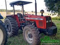 Trator Massey Ferguson 283 (Ótimo Estado - 3 Alavancas!) 4x4 ano 07