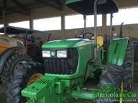 Trator John Deere 5075 E (Único Dono - Apenas 2.900 Horas!) 4x4 ano 11
