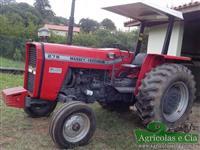 Trator Massey Ferguson 275 (Todo Reformado - 3 Alavancas!) 4x2 ano 90