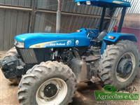 Trator Ford/New Holland 7630 (Único Dono - 3.500 Horas!)  4x4 ano 08