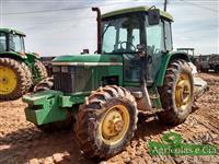 Trator John Deere 6405 (Único Dono - Power Quad!) 4x4 ano 04