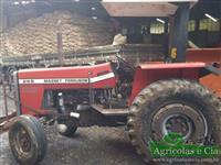 Trator Massey Ferguson 265 (Único Dono - Direção Hidráulica!) 4x4 ano 94