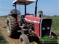 Trator Massey Ferguson 290 (Dire��o Hidr�ulica - �timo Estado!) 4x2 ano 92