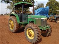 Trator John Deere 6300 (Power Quad - Revisado na Concessionaria!) 4x4 ano 99