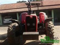 Trator Massey Ferguson 299 (Apenas 2.600 Horas - Excelente Estado!) 4x4 ano 09