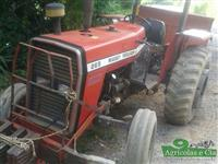 Trator Massey Ferguson 265 (Direção Hidráulica - Ótimo Estado!) 4x2 ano 94