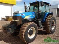 Trator Ford/New Holland TM 7040 (Câmbio SPS - Reversor - Revisado!) 4x2 ano 10