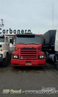 Caminhão  Scania 112h  ano 85
