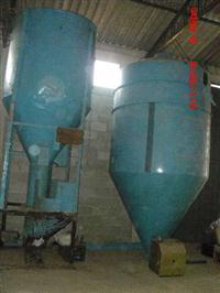 Equipamento usado para fabricação de ração