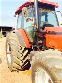Trator Case MXM 180 maxion 4x4 ano 07