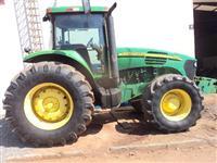 Trator John Deere 7815 4x4 ano 07