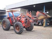 Trator Massey Ferguson 290 4x4 ano 88
