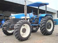 Trator Ford/New Holland TT 4030 4x4 ano 10