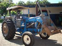 Trator Ford/New Holland 6610 4x4 ano 90
