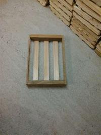 Caixas de madeira para viveiros, floriculturas, frutas e outros